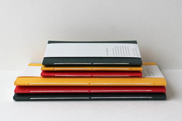Mark + Fold Notebooks